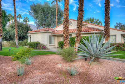 Palm Springs Condo/Townhouse For Sale: 505 South Farrell Drive #K64