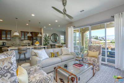 Palm Desert Single Family Home For Sale: 4441 Via Del Pellegrino