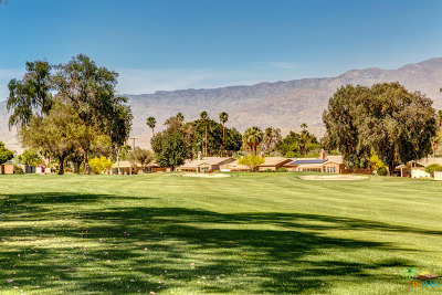 Palm Desert Country Single Family Home Contingent: 42760 Wisconsin Avenue