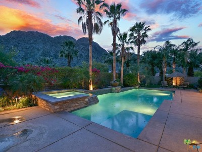 La Quinta Single Family Home For Sale: 48235 East Big Horn Drive