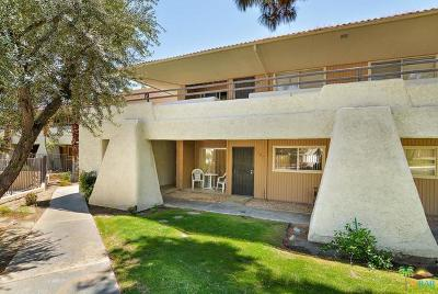 Palm Springs Condo/Townhouse For Sale: 2857 North Los Felices Road #107