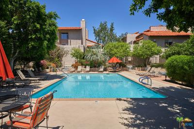 Palm Springs Condo/Townhouse For Sale: 280 South Avenida Caballeros #126