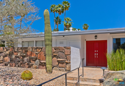 Palm Springs Single Family Home For Sale: 1366 North Granito Circle