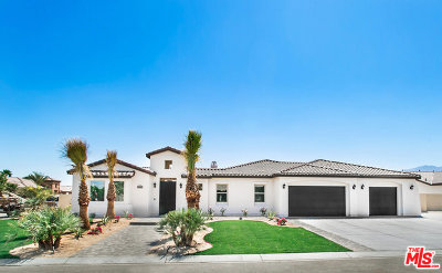 Cathedral City, Indio, Palm Springs Rental For Rent: 81221 Piedmont Drive