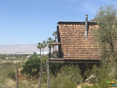 Palm Springs Single Family Home For Sale: 2233 Rim Road