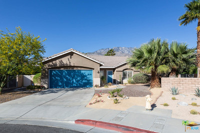 Palm Springs CA Single Family Home For Sale: $484,000