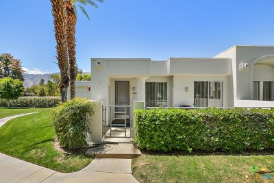 Palm Springs CA Condo/Townhouse For Sale: $199,900