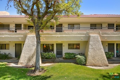 Palm Springs CA Condo/Townhouse For Sale: $114,500