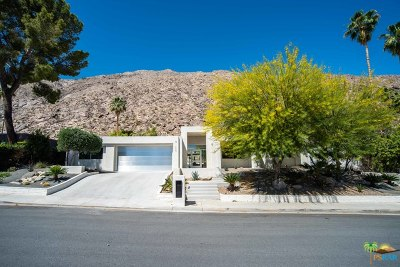 Palm Springs Single Family Home For Sale: 585 South La Mirada Road