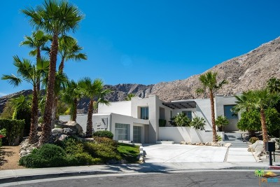 Palm Springs CA Single Family Home For Sale: $2,449,000