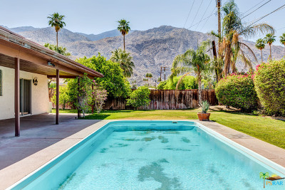 Palm Springs CA Single Family Home For Sale: $545,000