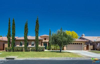 Indio Single Family Home Contingent: 80544 Virginia Avenue
