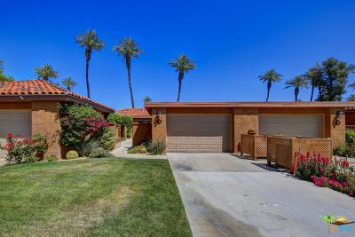 Rancho Mirage Condo/Townhouse Contingent: 35 Sunrise Drive