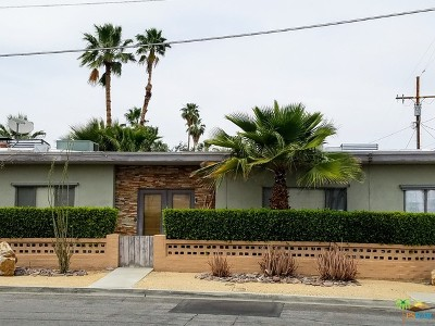 Palm Springs Multi Family Home For Sale: 594 South Calle Encilia