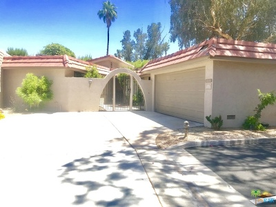 Cathedral City Condo/Townhouse For Sale: 68477 Calle Mora