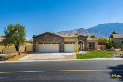 Palm Springs Single Family Home For Sale: 3599 Mountain Gate