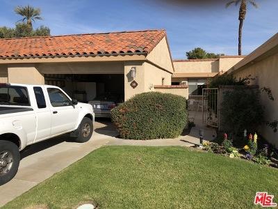 Rancho Mirage Condo/Townhouse For Sale: 88 Sunrise Drive