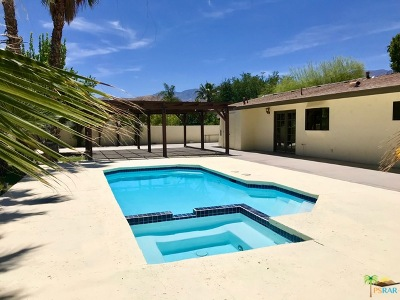 Palm Springs Single Family Home For Sale: 664 South El Cielo Road