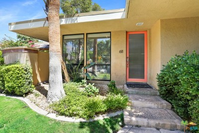 Palm Springs Condo/Townhouse Contingent: 2501 North Indian Canyon Drive #611