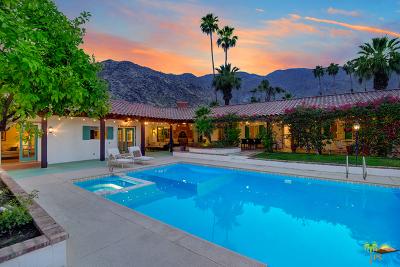 Palm Springs Single Family Home For Sale: 610 North Via Monte Vista
