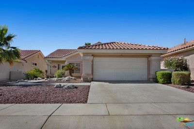 Palm Desert Single Family Home For Sale: 78371 Desert Willow Drive