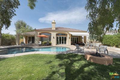 Rancho Mirage Single Family Home For Sale: 72 Via Bella
