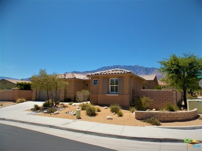 Palm Springs Single Family Home For Sale: 3875 Sunny Springs Way