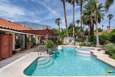 Palm Springs Single Family Home For Sale: 1478 East Adobe Way