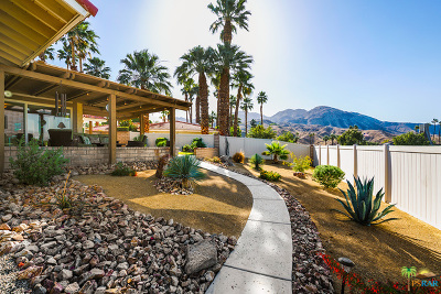 Palm Desert Single Family Home Contingent: 72670 Lotus Court