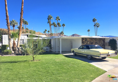 Palm Springs Condo/Townhouse Contingent: 483 East Alto Circle