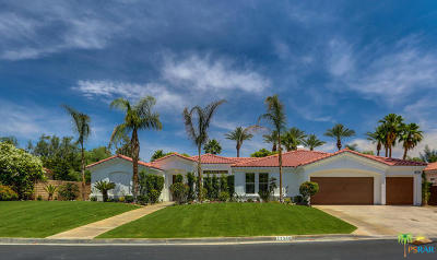 Indian Wells Single Family Home Contingent: 77310 Sky Mesa Lane