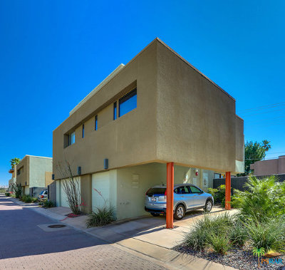 Palm Springs Condo/Townhouse For Sale: 1530 East Baristo Road