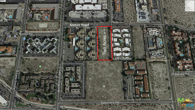 Palm Springs Residential Lots & Land For Sale: East Arenas Rd.
