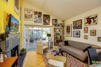 Palm Springs Condo/Townhouse For Sale: 280 South Avenida Caballeros #248