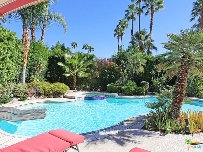 Cathedral City, Palm Springs Rental For Rent: 520 North Phillips Road