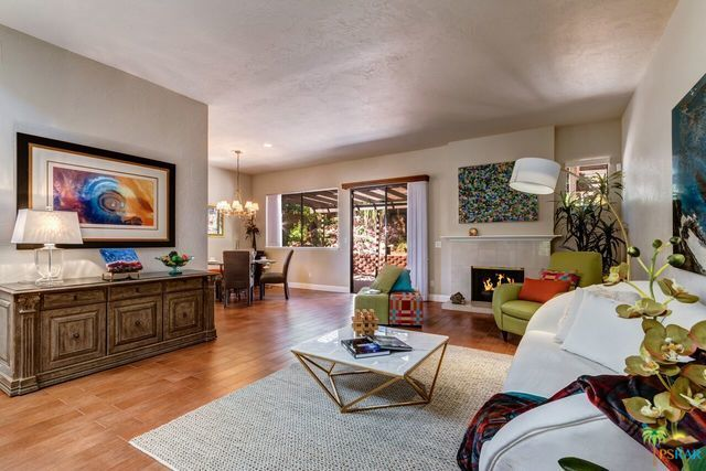 2 bed / 2 full, 1 partial baths Home in Rancho Mirage for $415,000
