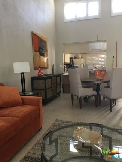 Palm Desert Condo/Townhouse Contingent: 38474 Gazania Circle