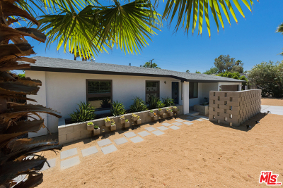 Palm Springs Single Family Home For Sale: 2350 North Los Alamos Road