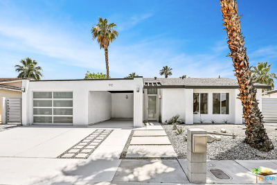 Palm Springs Single Family Home Contingent: 915 Arroyo Vista Drive