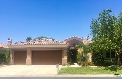 La Quinta Single Family Home For Sale: 81596 Hidden Links Drive