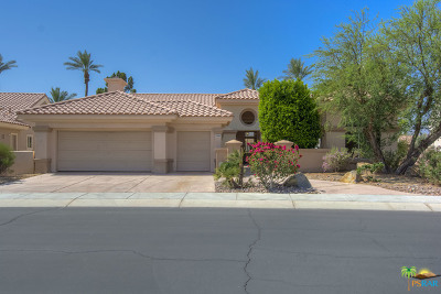 Palm Desert Single Family Home For Sale: 78496 Gorham Lane