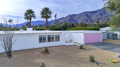 Cathedral City, Palm Springs Rental For Rent: 483 East Francis Drive