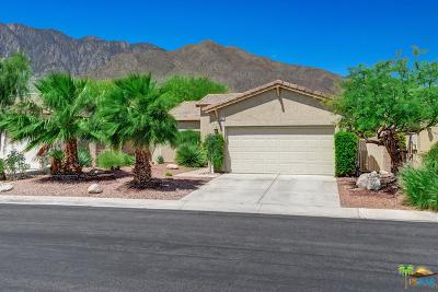 Palm Springs Single Family Home For Sale: 3815 Vista Dunes