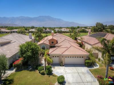 Rancho Mirage Single Family Home For Sale: 27 Via Bella