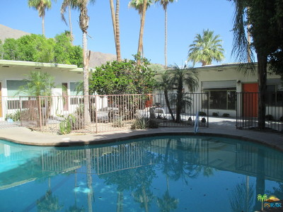 Palm Springs Multi Family Home For Sale: 735 South Riverside Drive