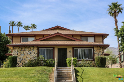 Palm Desert Condo/Townhouse For Sale: 72657 Thrush Road #1