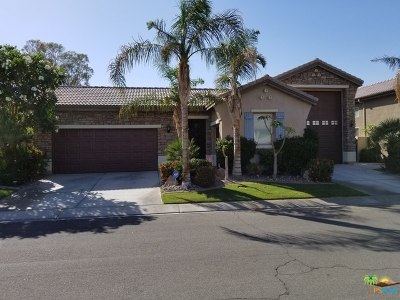 Indio Single Family Home For Sale: 49605 Redford Way