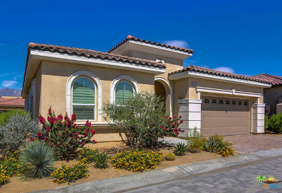 Palm Desert Single Family Home For Sale: 3929 Via Amalfi