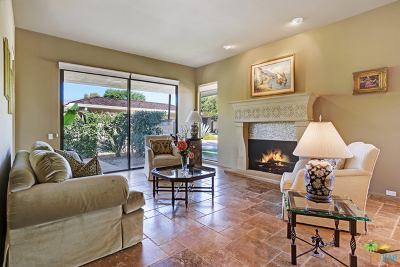 Rancho Mirage Single Family Home Contingent: 14 Colgate Drive