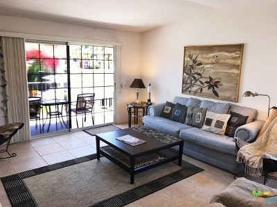 Cathedral City, Palm Springs Rental For Rent: 2701 East Mesquite Avenue #GG180
